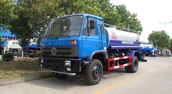 东风国四145洒水车(12吨)