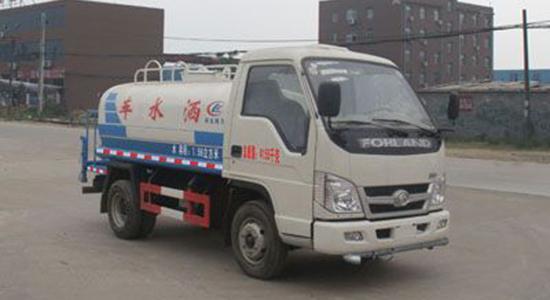 福田时代洒水车(3-5吨)